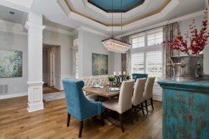 Jeffrey Wilde - Dining Room
