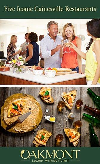 Five Iconic Gainesville Restaurants