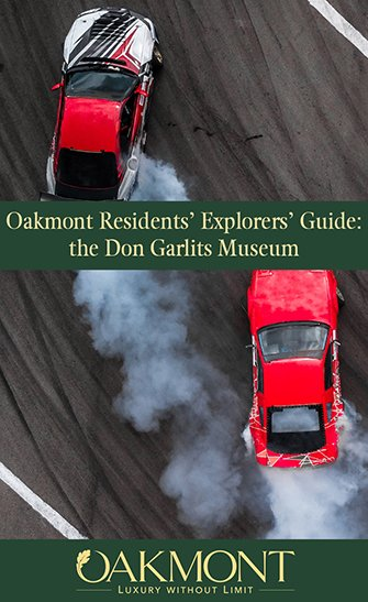 Oakmont Residents' Explorers' Guide: the Don Garlits Museum