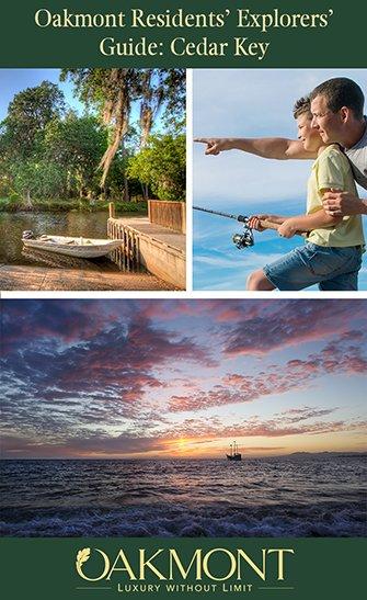 Oakmont Residents' Explorers' Guide: Cedar Key