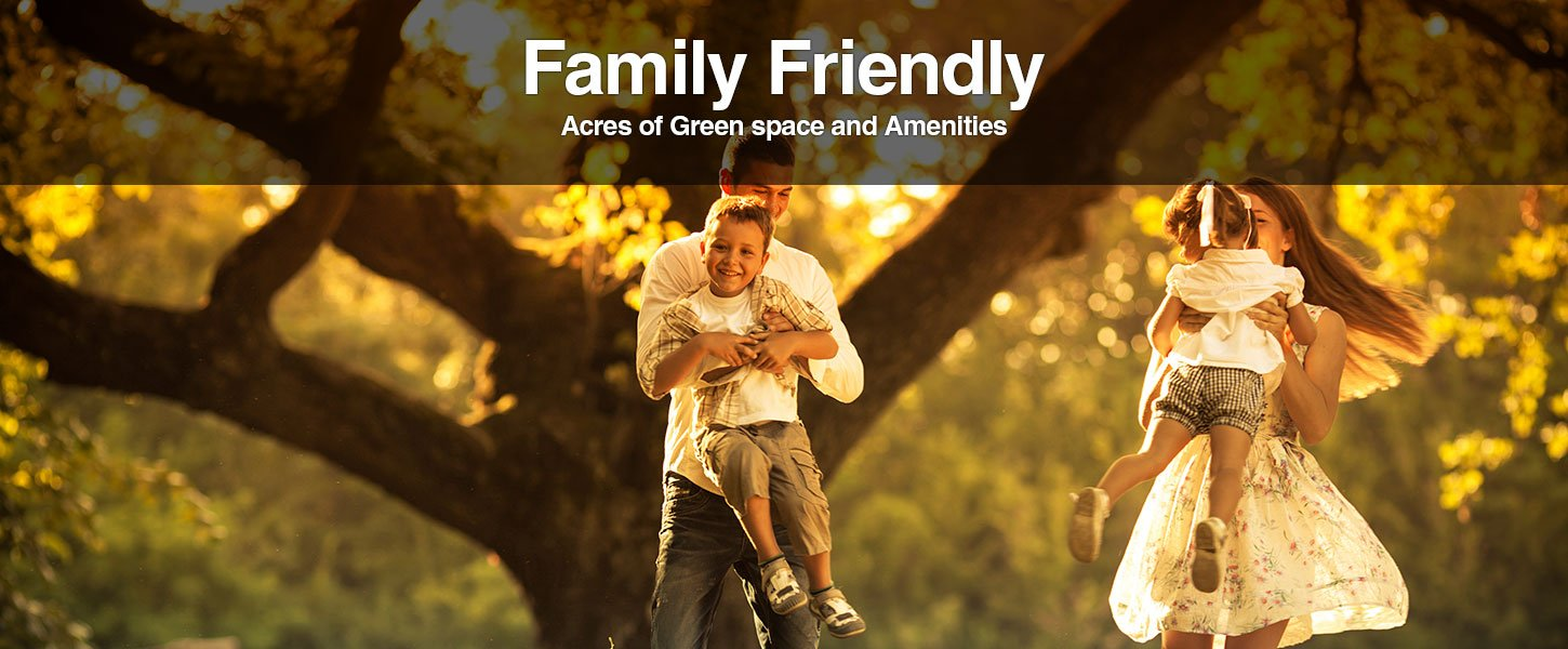 Family Friendly Gainesville Community
