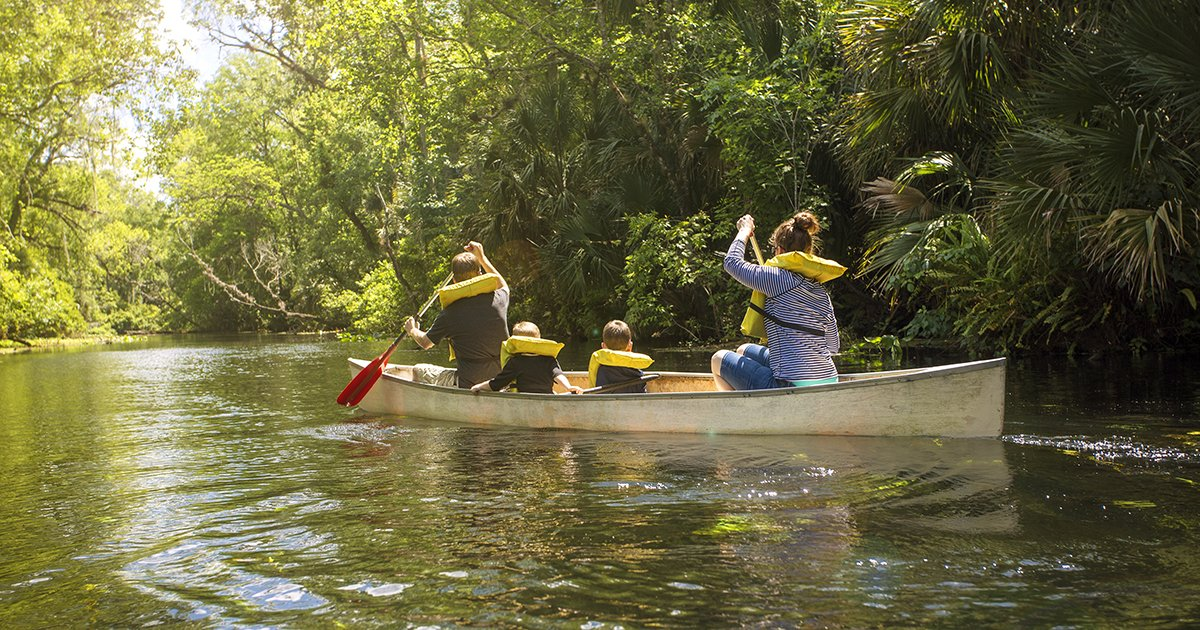 Let's Go Paddling: Watery Options for Oakmont Residents