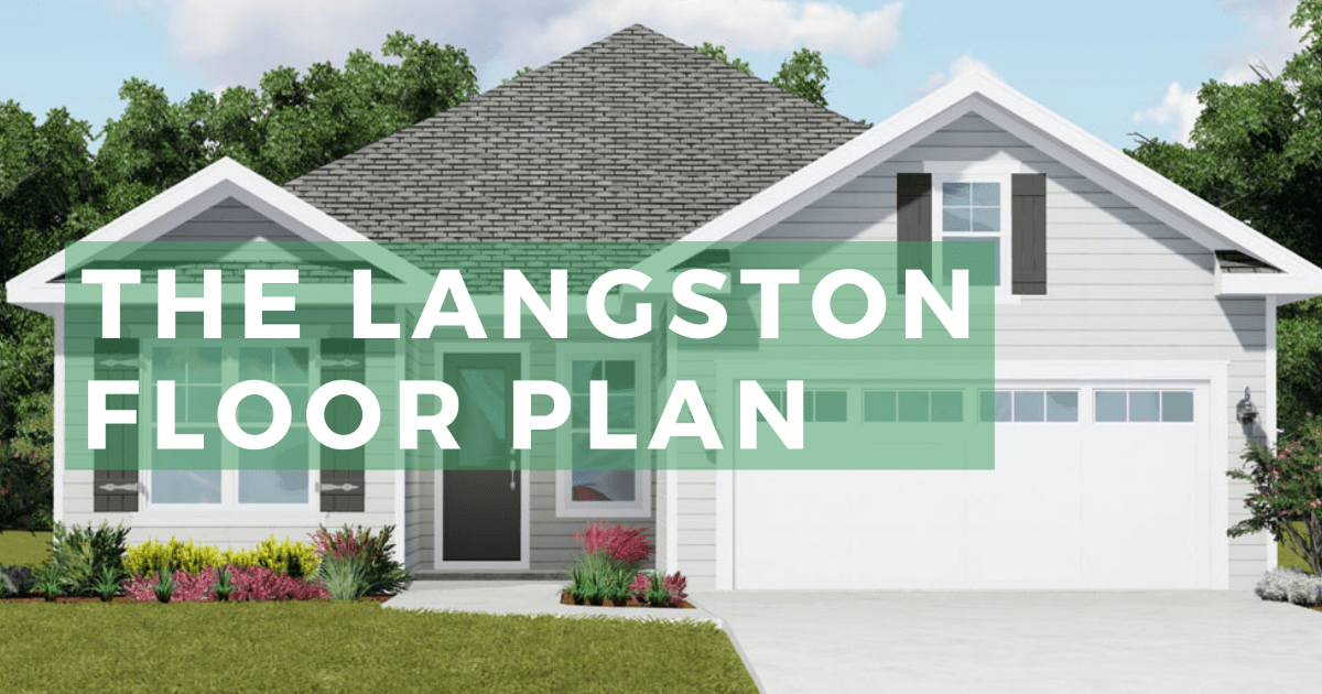 The Langston Custom Home in Gainesville