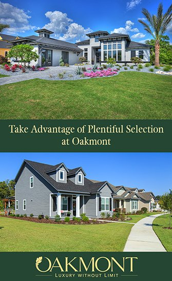 House hunting in Gainesville? Take Advantage of Plentiful Selection at Oakmont