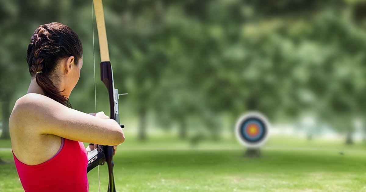 Try a New Sport at the Easton-Newberry Archery Center