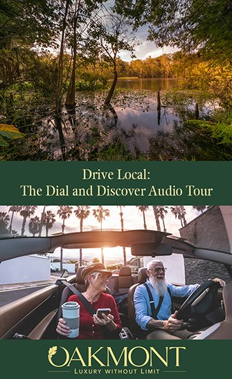 Drive Local: The Dial and Discover Audio Tour