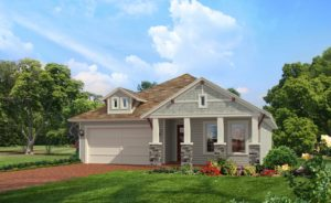 New ICI Homes Models - The Serena