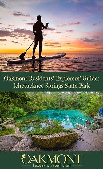 Oakmont Residents' Explorers' Guide: Ichetucknee Springs State Park
