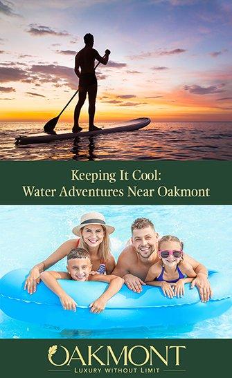 Keeping It Cool Water Adventures Near Oakmont