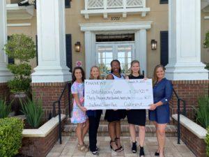 Oakmont Slacker Run Raises Over $30,000 for The Child Advocacy Center, Inc.